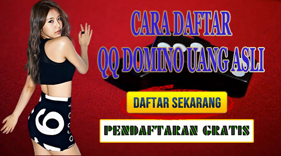 Cara Main Domino QQ Online